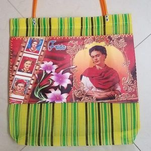 Handbags - Frida Kahlo tote bag.